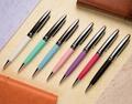 PU leather pen