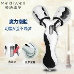 Mediwell美迪維爾 Y型滾輪按摩美容器