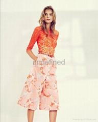 新款時尚的麗之穎蕾絲面料