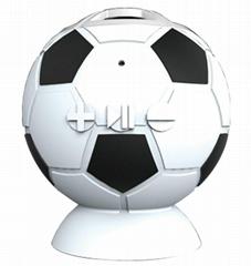 soccer wireless bluetooth waterproof speaker