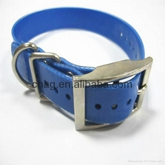 550*25*2.5 durable and waterproof TPU dog collar