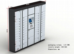 Intellgent Logistic locker