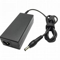 65w 19v 3.42a 超级本充电器,适用于东芝笔记本电源适配器