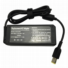笔记本电源适配器 65w 20v 3.25a  适用于联想超级本