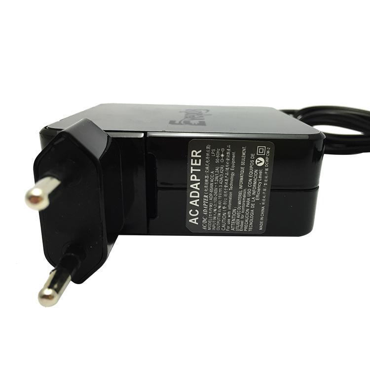 华硕笔记本电源适配器 65w 19v 3.42a 超级本电源充电器 3