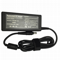 Laptop AC Power Adapter Charger 19v 3.16a 60w for Samsung