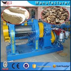 Electric natural processing equipment rubber slab cutter machine