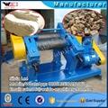 Standard Rubber Processing Diesel Engine Rubber Dewatering Machine