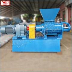 Latex tubing and rubber tube crushing machine Glove crushing machine