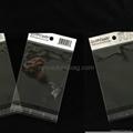 opp header self adhsive bag for CD DVD pen packing 1