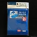 opp header self adhsive bag for CD DVD pen packing 4