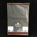 custom print opp bread packing bag