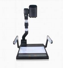 高清晰度視頻展示台、讓教學更輕鬆、讓課堂更生動