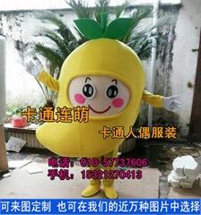 北京卡通人偶服裝定製|卡通人偶批發|卡通服裝加工廠|價格