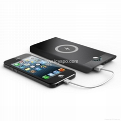 CYSPO 6688 Wireless Charging Power Bank with 4000 mAh Battery