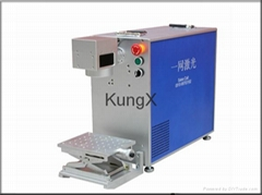 Product Description  Laser marking machine industry is developing very fast in C