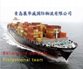 shipping    container    from China to