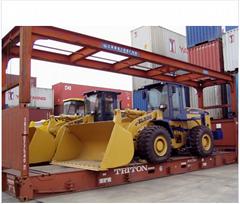 shanghai best freight forwarder to KARACHI