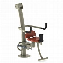 Outdoor Fitness Machine Latest Hip Twister Machine Fitness Equipment