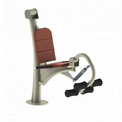 廣州浩隆戶外健身器材腿部訓練器最新設計