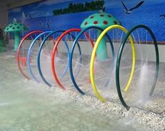 Water Park Equipment Spinkler Water Amusement Park Children Negotiable