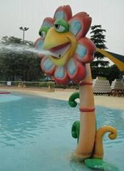 Water Park Equipment Spi