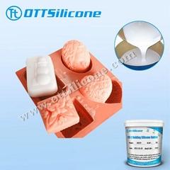 RTV-2 room temperature silicone rubber for soaps mold