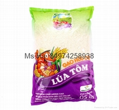 Organic Fragrant Rice Pearl Vietnam 5% Broken Long Grain Rice