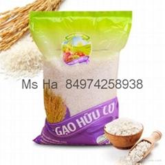 Organic Fragrant Rice Jasmine For Europe Market High Qualiity