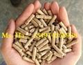 Rubber Wood Pellets Vietnam 6mm 8mm for Power Plant