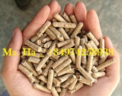 Rubber Wood Pellets Vietnam 6mm 8mm for Power Plant