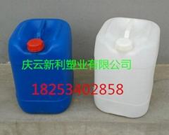 20升塑料桶20KG方形塑料桶