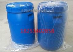 大口圓40升塑料桶40公斤塑料桶實拍圖片