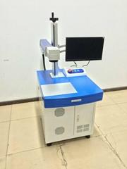 低價廠家直銷10W光纖激光打標機