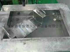 江蘇 五金零部件超聲波清洗機    功率1500瓦  除油清洗