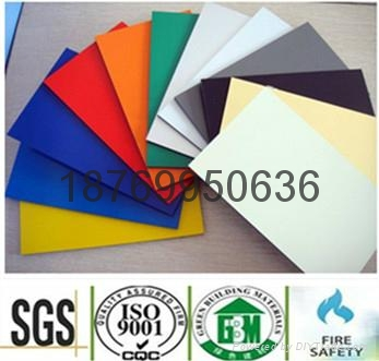 PVDF Coating Aluminum Composite Panel For Decoration 1