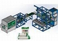 Fully Automatic Packing Machine , 3kg 5kg Rice Plastic Bag Packaging Machine-40 1