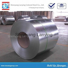 competitive and hight quality GI & GL cold rolled steel coil for sales