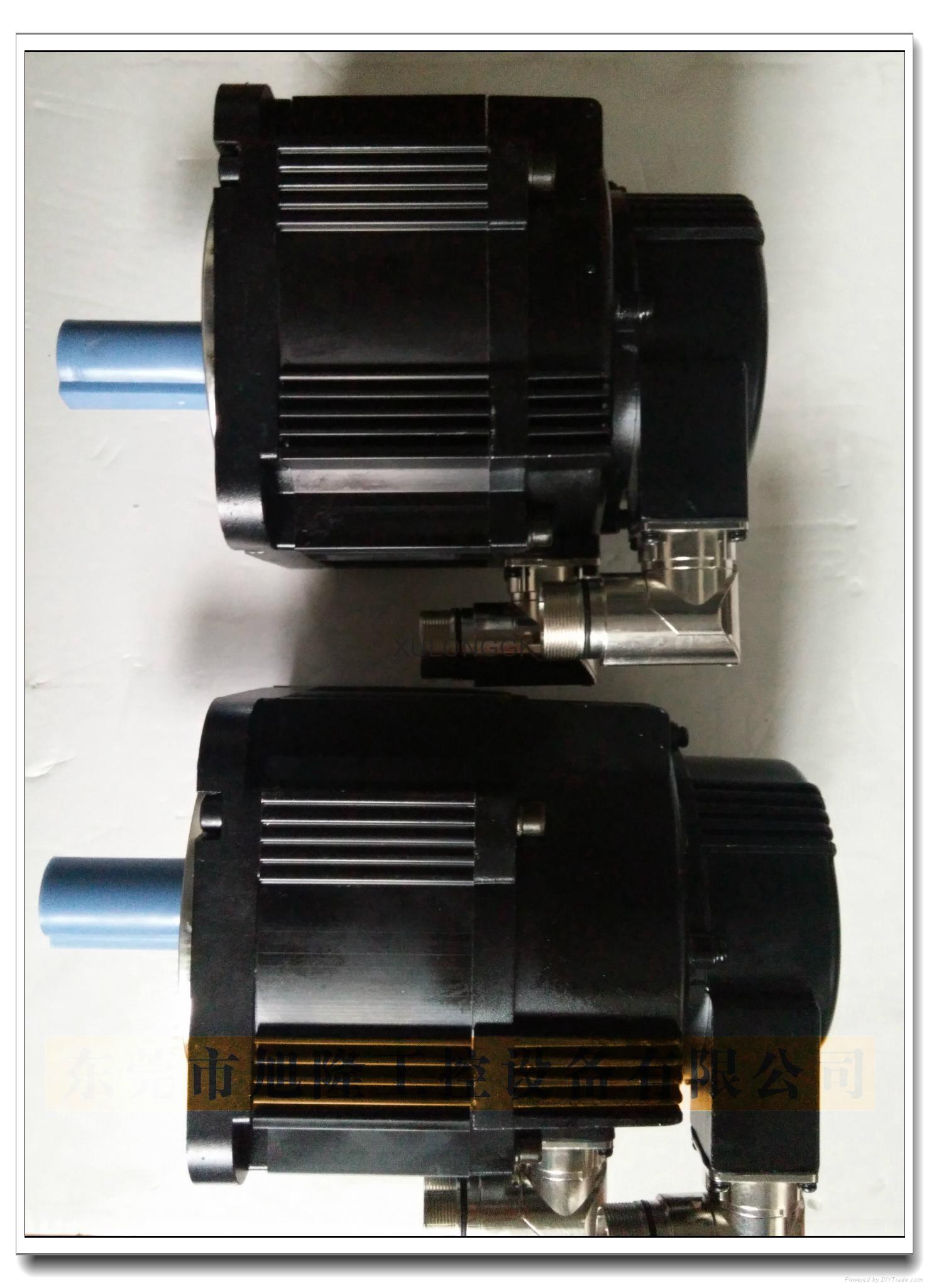 Ac servo motor drive 2 3kw 14 6n 17 23bit bus absolute for Ac servo motor drive