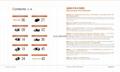 行星减速机 齿轮减速箱 配伺服电机用 PL60 3-1000比 4