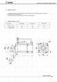 AC220V交流伺服电机 60法兰 200W 400W 600W