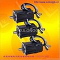AC220V交流伺服电机 80法兰400W-1.3N 750W-2.4N 1.0KW-3.3N