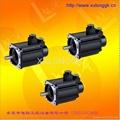 AC 220V servo motor 110flange  1.2kw-6N