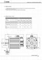 AC220V交流伺服电机130法兰1.5kw-10N 2.6KW-10N 2.3kw 3.8KW-15N
