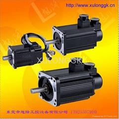 AC220V交流伺服電機150法蘭3.8KW-15N 3.6KW-18N 4.7KW-23N 5.5KW-27N