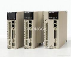 K1系列伺服驅動器220v  單軸伺服驅動器  50 W ~ 2.0kW