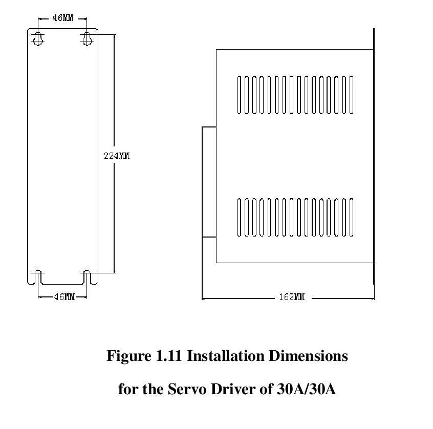 SBF AC servo driver  SBF-AL301 220V 5