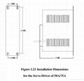 SBF大功率伺服驱动器  SBF-AL751  75A 220V