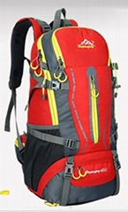Larege capacity  backpack outdoor sports backpack