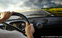 Your pleasant non-smoking English speaking driver with Car in Guangzhou